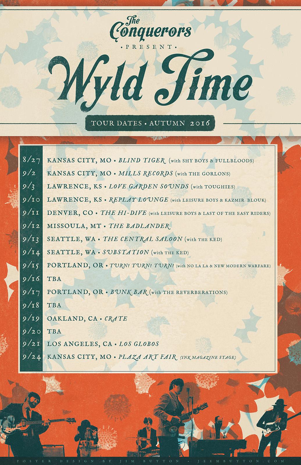 CONQUERORS_WyldTime-TOUR-Poster_FINAL
